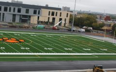 Barnard Field gets back on track