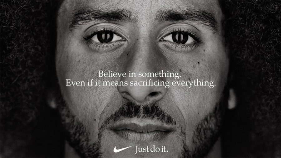Nike%27s+ad+released+in+early+September+shows+support+for+Kaepernick+acknowledging+his+perspective+and+sacrifices+in+protesting+for+social+justice.+Although+this+is+a+great+step+forward+for+progressive+movements%2C+it+has+shed+a+light+on+Nike%27s+own+discrimination+issues.+