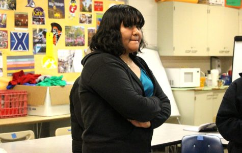 South senior Deisy Castro making change on the Young Women's Cabinet of Minnesota