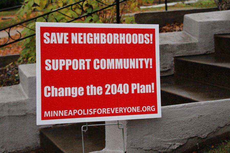 Coming to a neighborhood near you: the 2040 plan