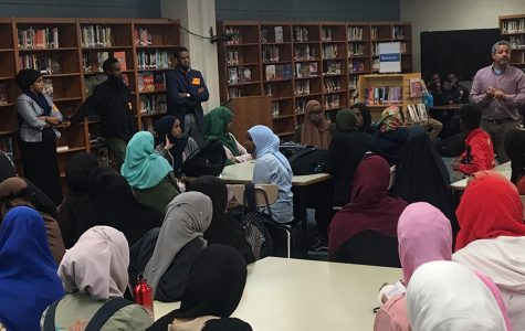 Career talks bring options to South's Somali speaking students