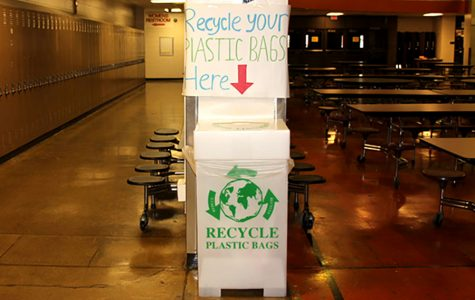 Green Tigers comes up with a way to make recycling plastic bags more efficient