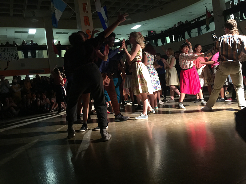 What Swing Night means to South
