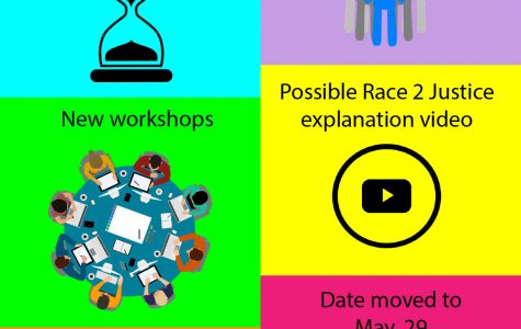 Race 2 Justice day planning team races to tie up loose ends before May deadline