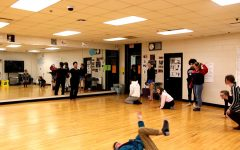 Dance room brings a new meaning to the definition of safe spaces