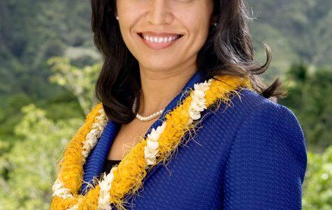 Hawaii Senator Tulsi Gabbard