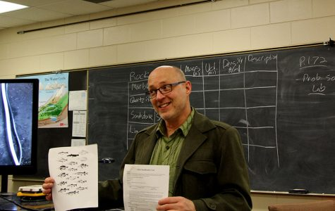 Brent Harring spends a lot of his time subbing at schools in South Minneapolis. However, he is most famous for his indelible belief and passion for the research and discovery of sasquatches.