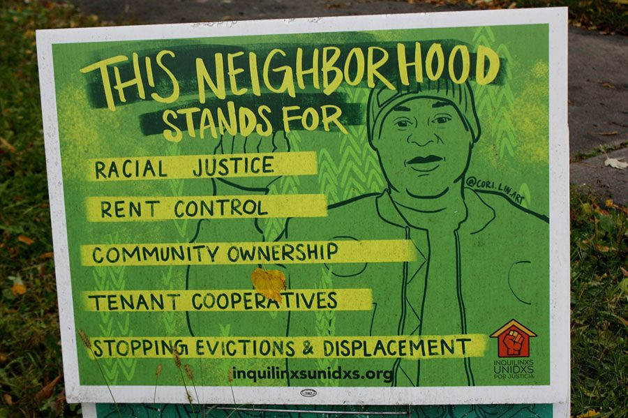 +Neighbors+of+the+Corcoran+Five+put+out+yard+signs+in+support+of+the+buildings+and+renter+protection.+%E2%80%9CPeople+have+been+really+supportive+of+the+neighbors+and+gaining+ownership+of+the+buildings%2C+they+know+the+value+to+the+neighborhood.+That%E2%80%99s+a+really+critical+corner+for+us+we+know+that+when+we+see+families+playing+and+just+hanging+out+in+the+yard+of+their+apartment+buildings+vs.+just+seeing+a+run-down+apartment+building.+It+is+so+much+better+when+you+see+families%2C%E2%80%9D+said+Alicia+Smith%2C+the+Executive+Director+of+the+Corcoran+Neighborhood+Organization.+