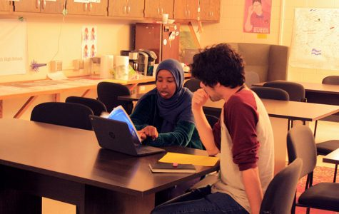 The Writers' Room helps all students get their writing right