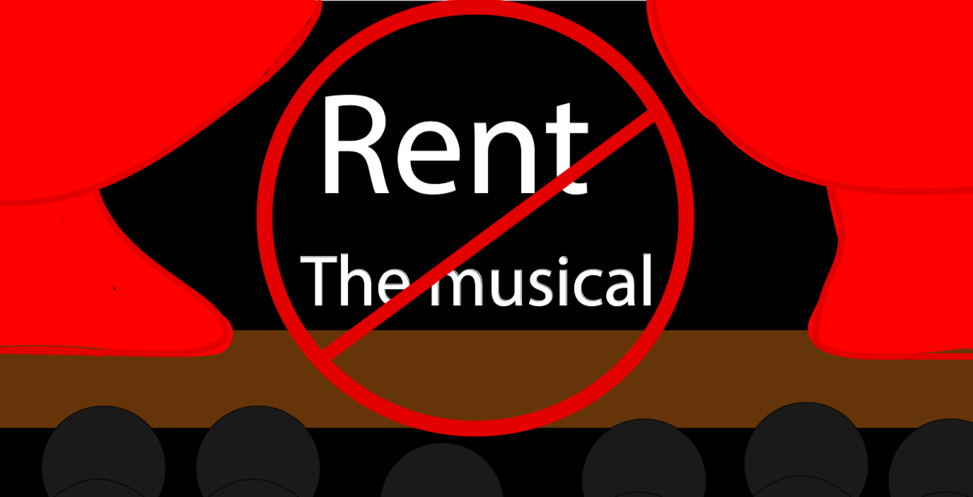 Rent will no longer be the musical after concerns are raised by students