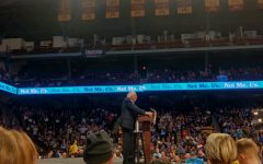 """""""Are we prepared to fight for one another?"""" South students attend Bernie Sanders rally"""