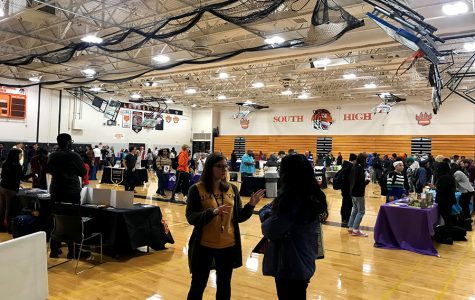 This year's MnACC College Fair took place on October 29th.
