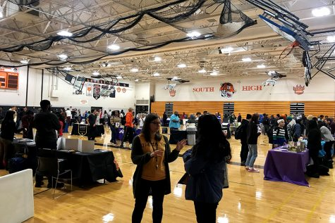College fair provides resources for college bound students