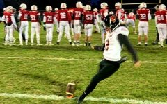 Challenging gender roles in football; Chloe Olson is recruited to be new kicker