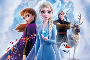 What made Frozen 2 good was seeing the characters again and reminiscing the old movie within the new one.