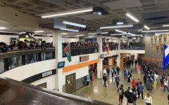 Tight security in the lunchroom increases South's prison like atmosphere