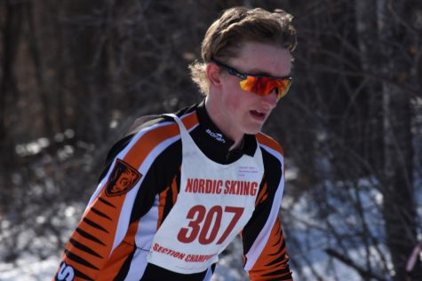 """It was a really fast day, it was super icy which for me was really good cause I can kind of maintain my momentum over hills… it was definitely a day that suited me,"" said senior, Ethan Peterson. South Nordic Skiing brought their all to sections this year and had six members qualify for state individually."