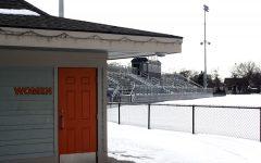 Women's lacrosse team's new home field: South!