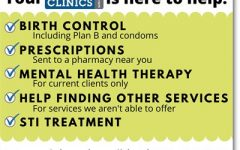 Souths school-based clinic is still offering some of their services  to students during the COVID-19 Pandemic.  If you are in need of any services the Clinic can offer, contact Jen Vaupel by calling or texting 612-599-3195.